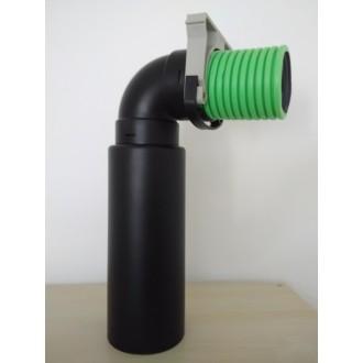 Rozvody vzduchu - Stropní box Vario-vent DN90-DN125 s tlumičem a držákem