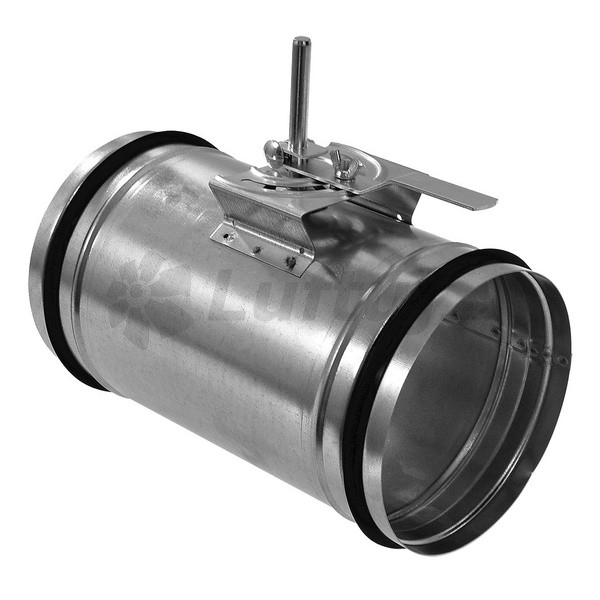 Rozvody vzduchu - Regulační klapka KRT-K těsná