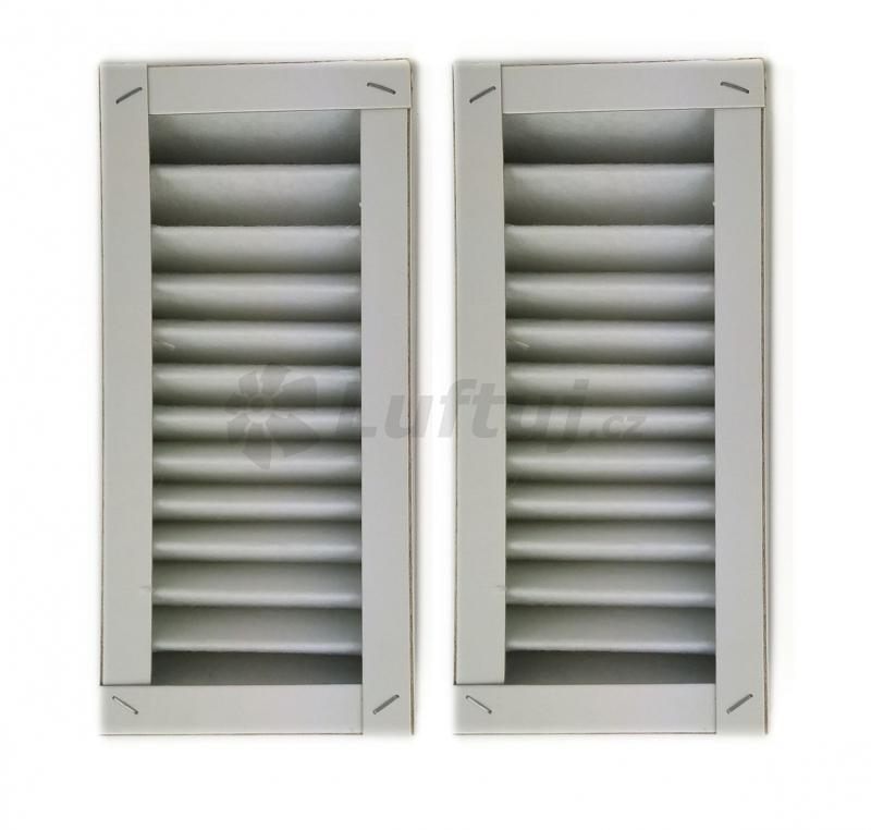 FILTRY - Sada náhradních filtrů DOMEO 210 F5 G4