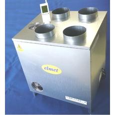 ELAIR 2,5 AC-VM/D - větrací klimatizační jednotka - návrh větrání zdarma