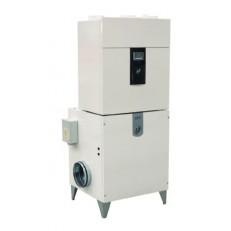 IDEO 325 Ekonovent ® HP5 F/E 7kW - větrací klimatizační rekuperační jednotka - návrh větrání zdarma