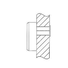 ENEX 100 WFK - souprava pro montáž na zeď - NEDOSTUPNÉ