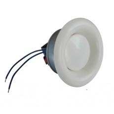 KEL 125 elektricky kovový univ. talířový ventil 12V