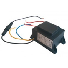 CTE 12/708 transformátor 230/12 V s časovým doběhem