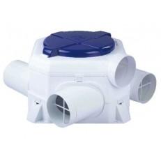 OZEO-E IP X2 ventilátor malý radiální  s asynchronním motorem