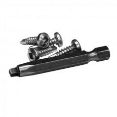 Samořezné šrouby 4,2/13mm SPIRO, 30ks