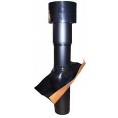 Střešní hlavice 150/160mm 25-45° pro HR-WTW potrubí
