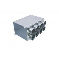 MAT distribuční box přímý 2x4x90-160