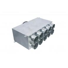 MAT distribuční box přímý 2x5x90-160