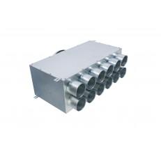 MAT distribuční box přímý 2x6x75-160