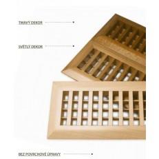 Dřevěná PMD  buk v setu s boxem - 2 varianty 2x90mm