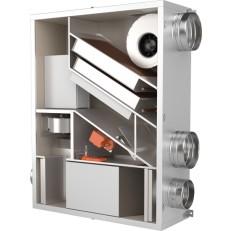 DUPLEX RB5 rekuperační jednotka s cirkulací (vytápění, klimatizace) - podstropní
