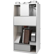 DUPLEX RK5 rekuperační jednotka s cirkulací (vytápění, klimatizace) - vertikální