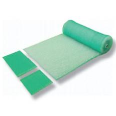 """Filtr pro lakovny 2x2m, 3"""" - 75mm Paint Stop Green"""