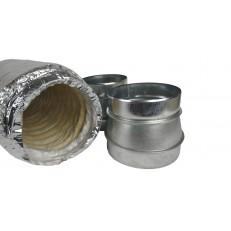 AKCE - Výprodej flexibilní tlumič hluku 600mm