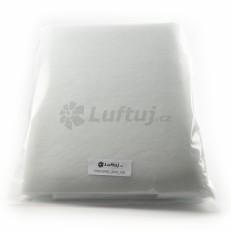 Filtrační tkanina G4, 2m2, tl. 12mm, pro vzduchotechniku (FROUNO)