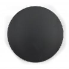 Kruhový skleněný ventil 160 mm v matné barvě, rozměr krytu 230 mm, 8 druhů barev