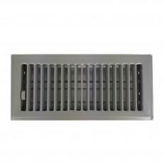 Regulovatelná podlahová mřížka šedá - 95x245