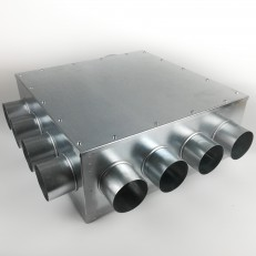 Rozdělovací box ATYP 4x75-4x75-160 bazar