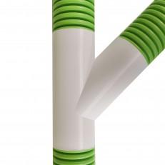 Odbočka pro flexibilní potrubí 75 mm (atyp)