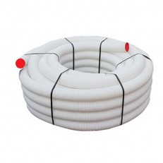 DALFLEX 75/63 HYGIENIC flexibilní potrubí - BÍLÁ, 50m