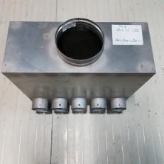 Distribuční box 10x75/160 - VÝPRODEJ