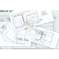 Projekt vzduchotechniky (větrání s rekuperací)