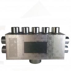 Rozdělovací izolovaný box ALPOX 160-(2-5-2)x90 - EKOLOGICKÝ